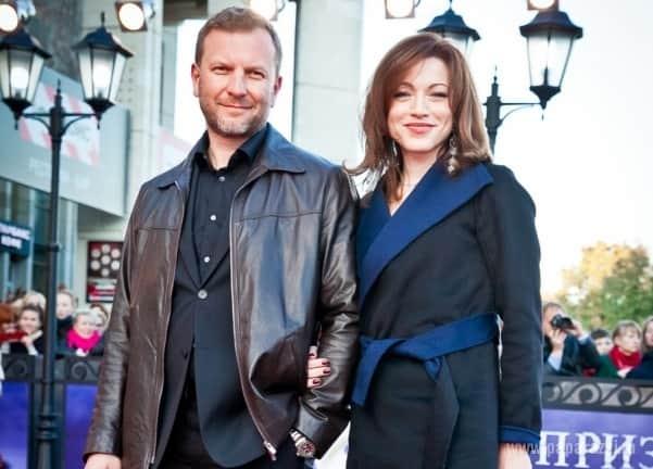 Алена Хмельницкая и Петр Лидов