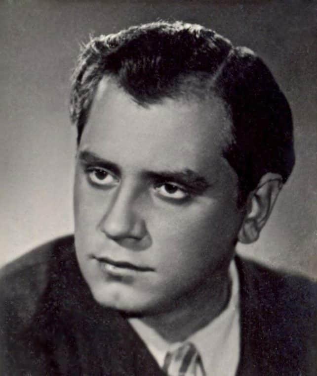 Игорь Горбачев в молодости