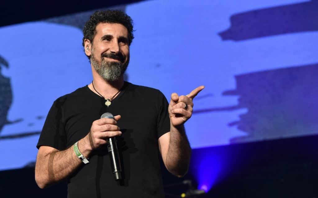 Серж Танкян