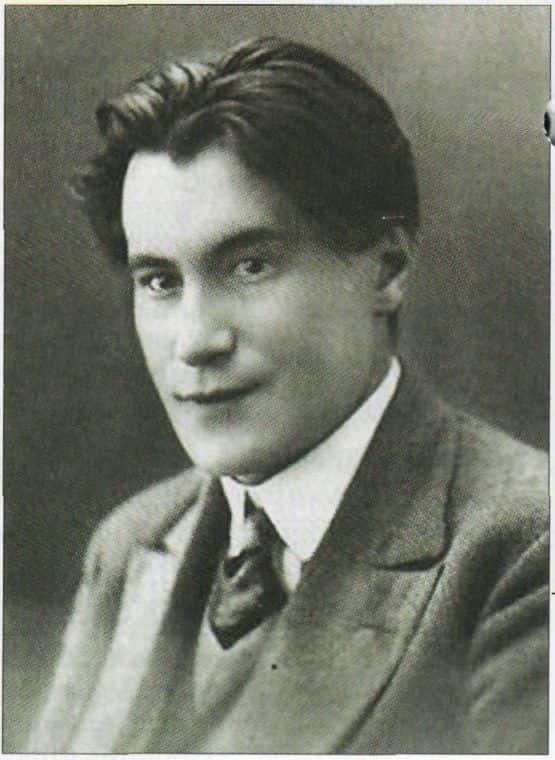 Валентин Катаев в молодости