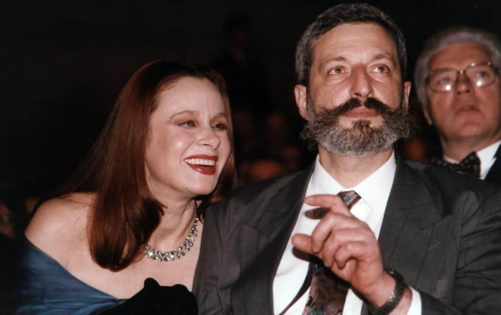 Сергей Цигаль с женой