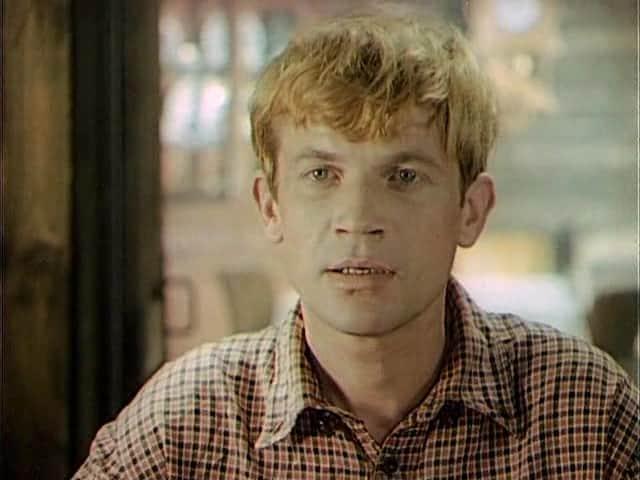 Геннадий Корольков в молодости