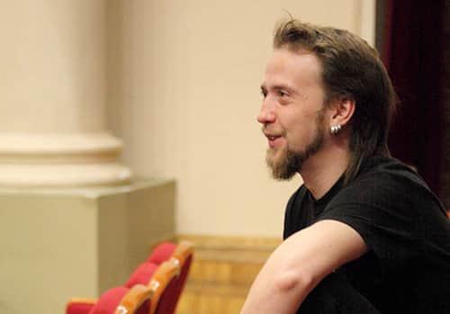 Дмитрий Борисович Егоров