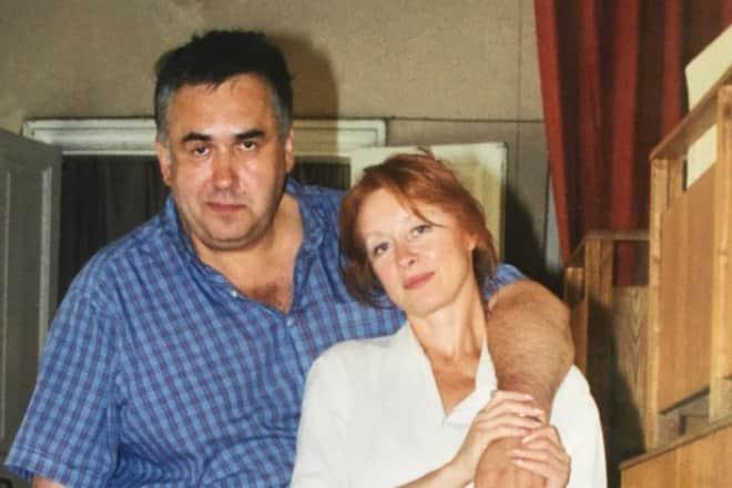 Станислав Садальский с Ларисой Удовиченко