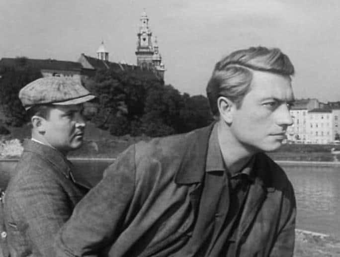 Вадим Бероев в молодости