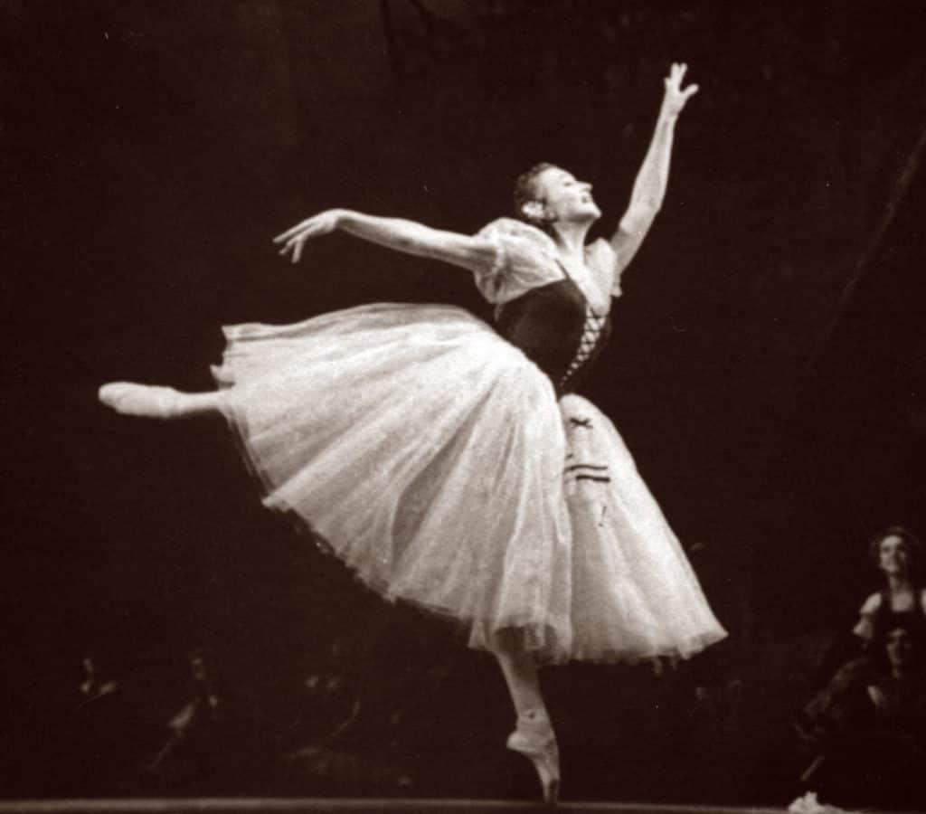 Галина Уланова балет