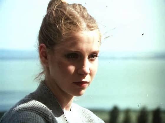 Ольга Мелихова в детстве