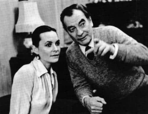 Петр Глебов с женой