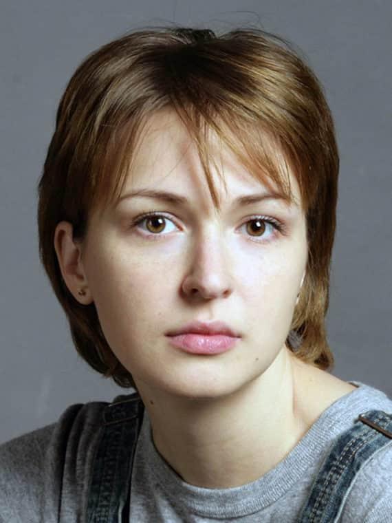 Анна Георгиевна Тараторкина