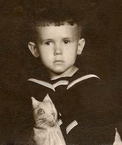 Станислав Садальский в детстве