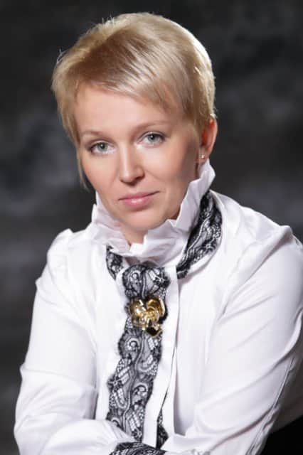 Елена Ивановна Бутенко-Райкина