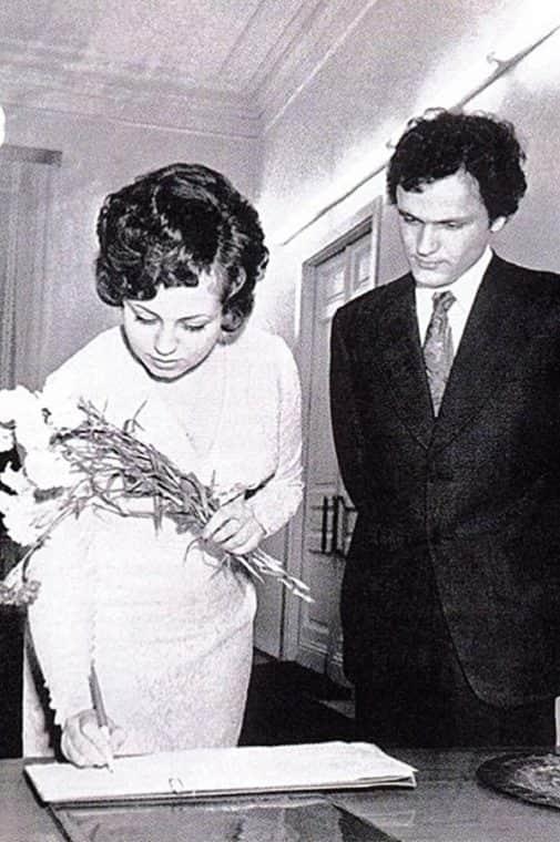 Николай Еременко свадьба