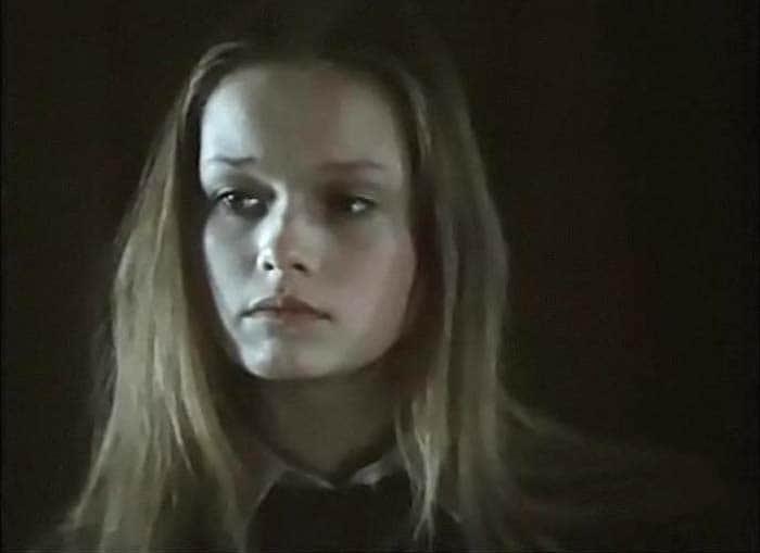 Елена Скороходова в юности
