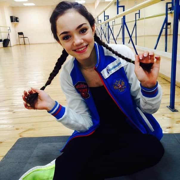 Евгения Армановна Медведева
