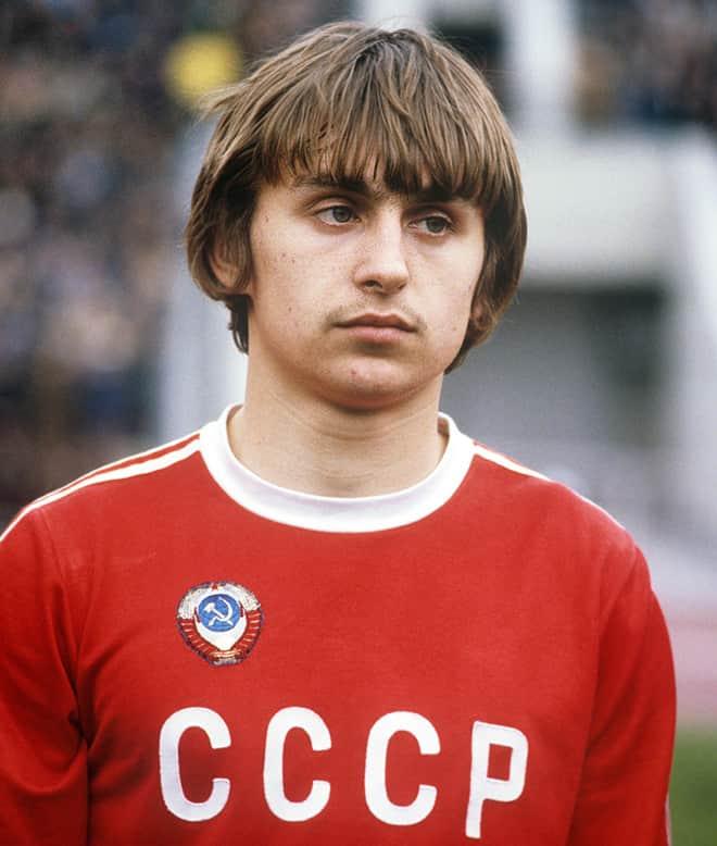 Федор Черенков в юности