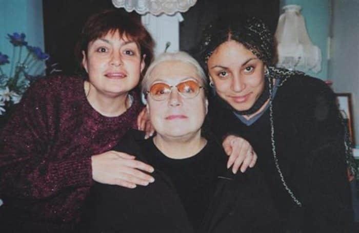 лидия федосеева-шукшина с дочками