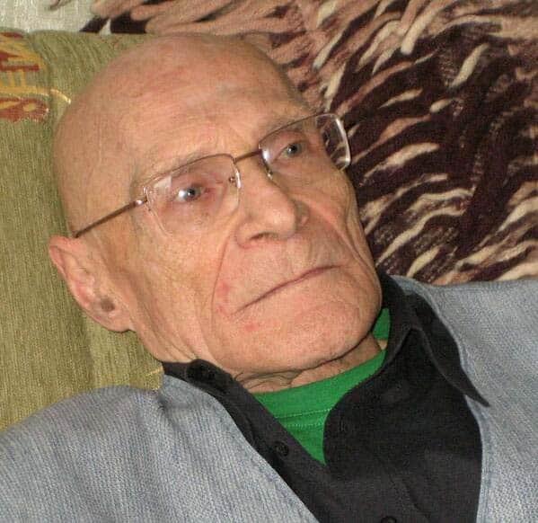 Юрий Шерстнев перед смертью