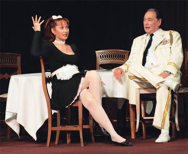 Владимир Коренев в театре