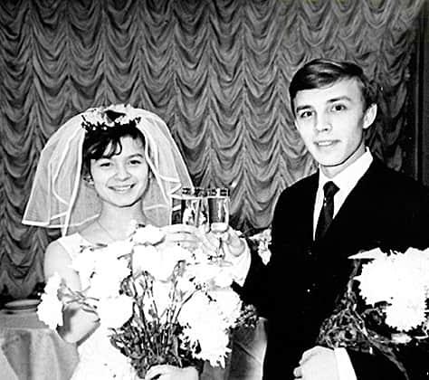 Свадьба Наталья Рычагова и Алексей Инжеватов