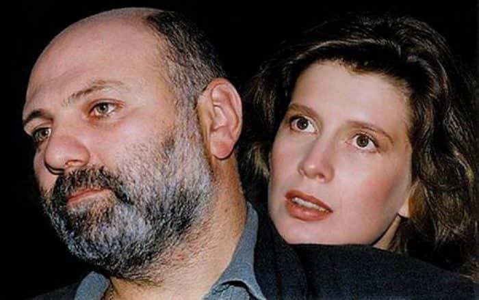 Елена Метлицкая с мужем Сергеем Газзаровым