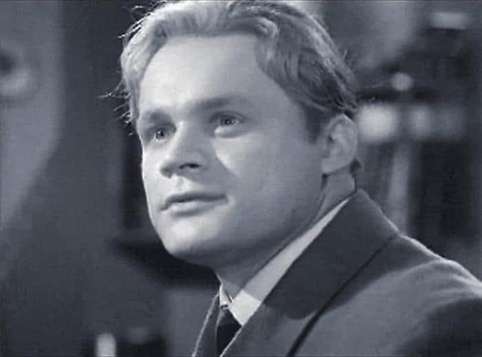 Петр Щербаков в молодости