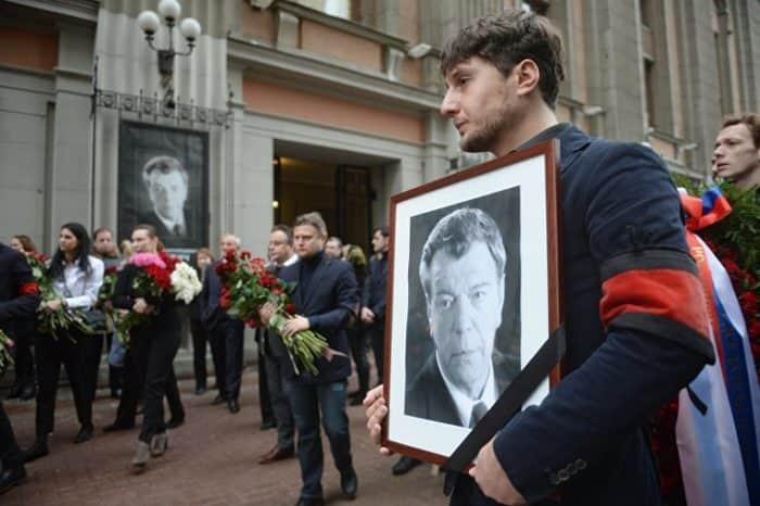 Похороны Вячеслава Шалевича