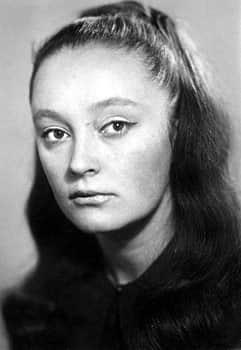 Ирина Губанова в юности