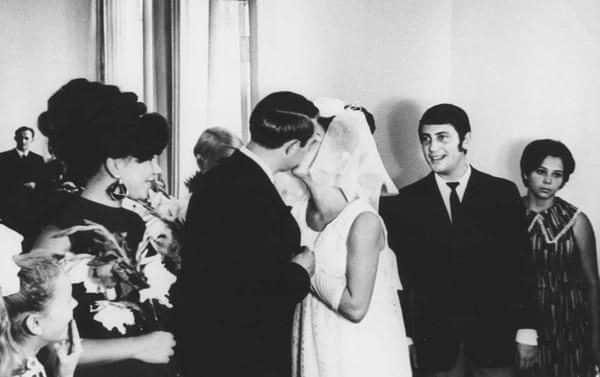 свадьба Давыдова Георгия и Людмилы Давыдовой