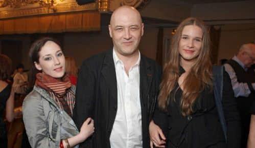 Максим Суханов с женой Дарьей Михайловой