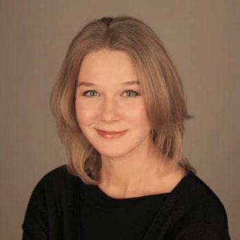 актриса Дарья Михайлова