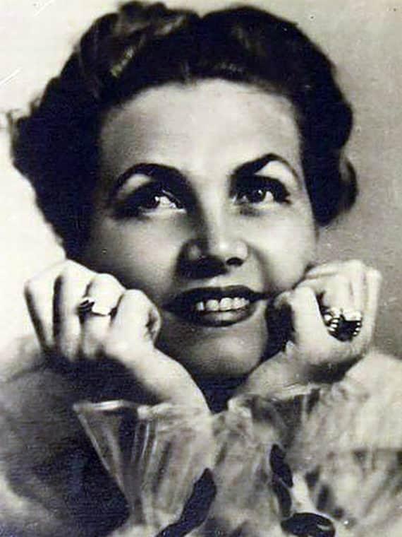 Тамара Федоровна Макарова