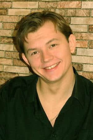 Алексей Фатеев в юности