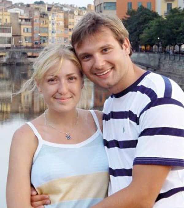 Владимир Фекленко с женой