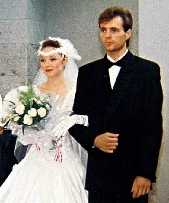 свадьба Марии Аникановой
