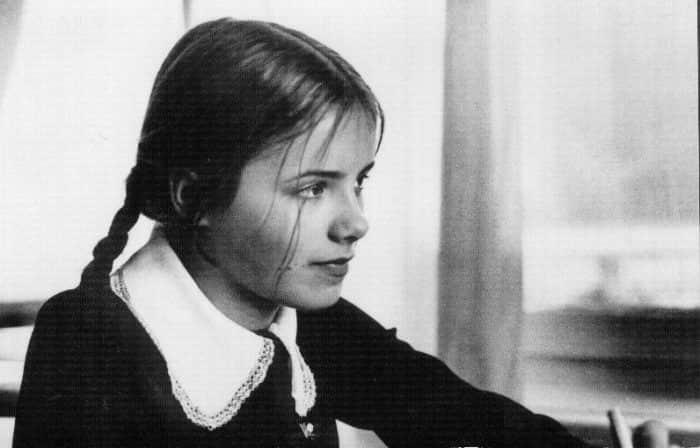 Елена Цыплакова в детстве
