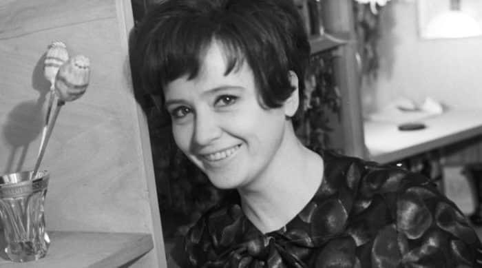 Татьяна Шмыга в молодости