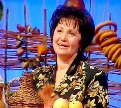 Валентина Курдюкова сейчас