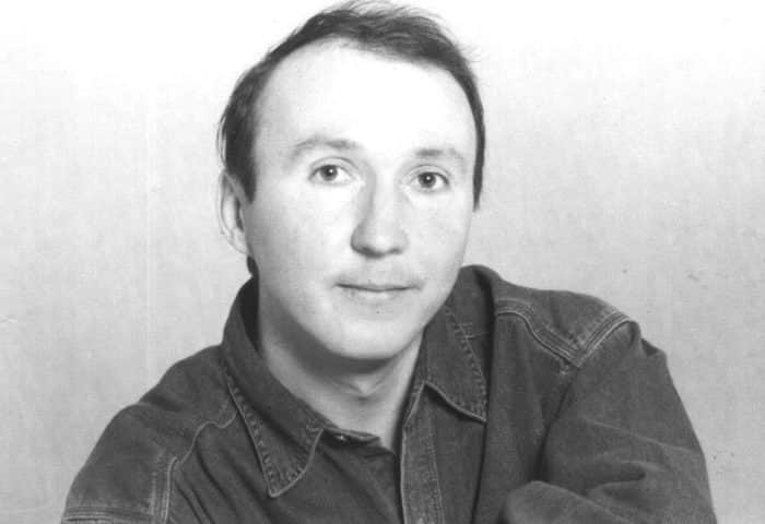 Александр Числов в юности