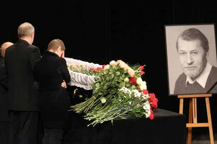 похороны Георгий Мартынюк