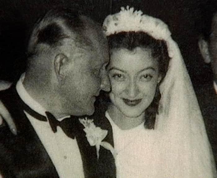 свадьба Лидии и Александра Вертинских