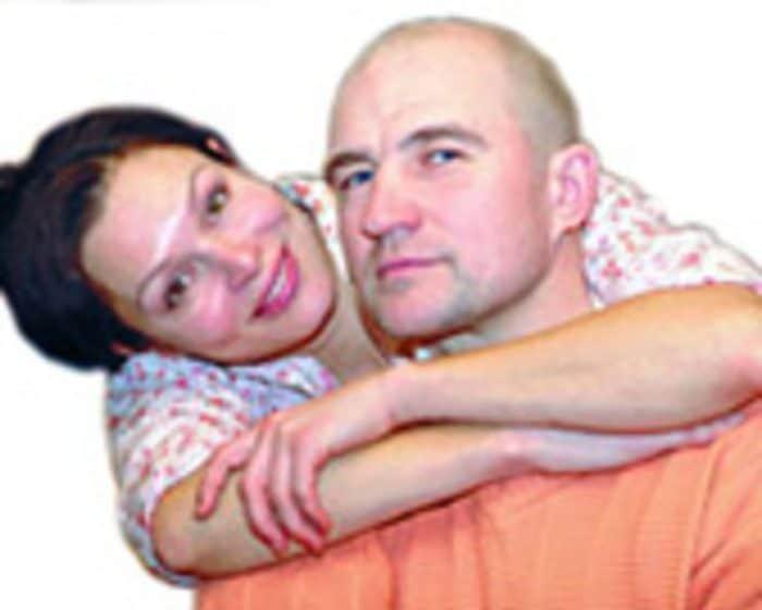 Андрей Закаблуковский и Татьяна Скороходова