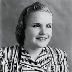 Ирина Мазуркевич в детстве