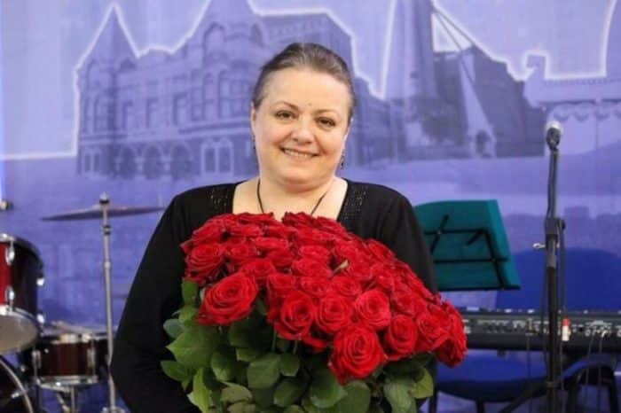 Елена Октябревна Цыплакова