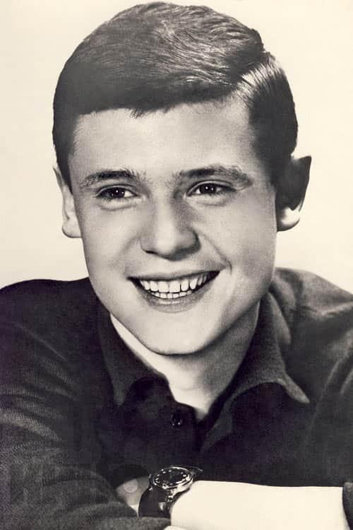 Борис Токарев в детстве