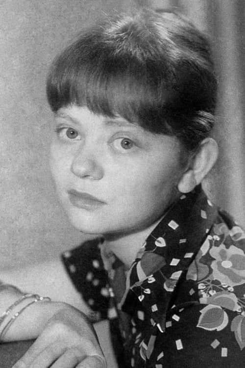 Татьяна Божок в детстве