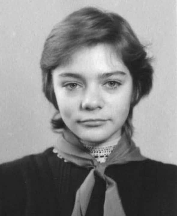 Наталья Гусева в детсвте