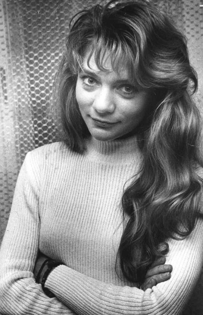 Наталья Гусева в юности