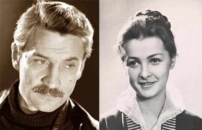 Ольга Бган и ее муж Юрий Гребенщиков