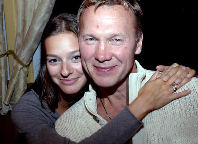 Полина Приходько и Анатолий Журавлев