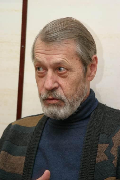 Георгий Яковлевич Мартынюк
